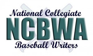 NCBWA College Baseball Poll – April 30