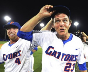 College Baseball NCAA Tournament Saturday Scoreboard