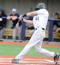 Pittsburgh's Casey Roche delivered clutch hits throughout the three wins at Wichita State, marking the first time since 1970 that the Shockers have been swept in a home 3-game series (also the first losses in February during the 35-year tenure of legendary Gene Stephenson).