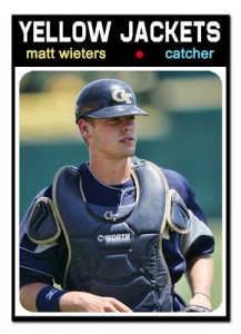 Matt Wieters (Georgia Tech) – Baltimore Orioles)