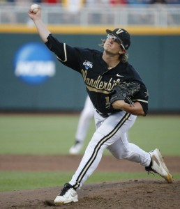 With big-game pitcher Carson Fulmer among Vanderbilt's top returners, the Commodores are poised to make another run at a CWS title.