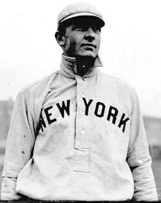 Christy Mathewson – one of five inaugural members of the Baseball Hall of Fame – was a baseball and football player at Bucknell University, in the late 1800s.