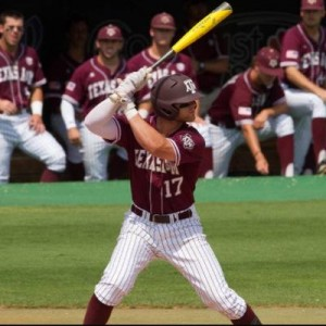 Logan Taylor leads Texas A&M with five home runs.