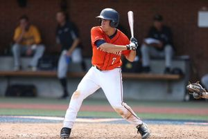 Pavin Smith leads Virginia with a .500 batting average.