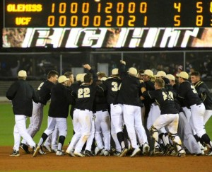 UCF has three wins over SEC teams, including a series win over Ole Miss this season.