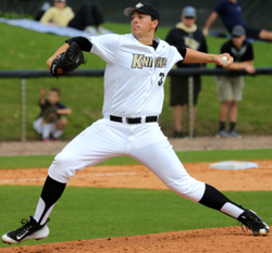 UCF pitcher A250