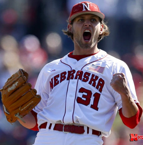 Nebrakska's Kyle Kubat fronted a 19-strikeout, 15-inning win over Texas.