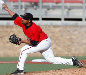 AJ Ramos (Texas Tech) - Miami Marlins