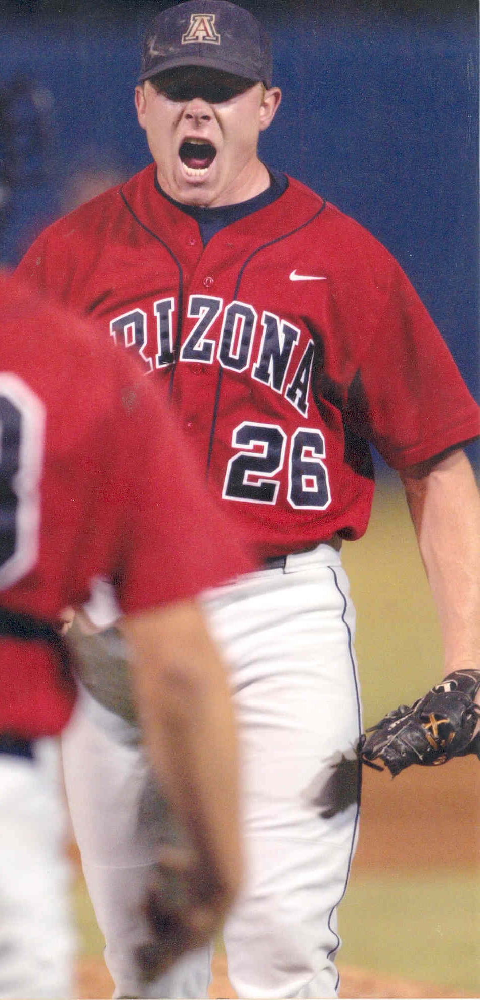Mark Melancon (Pittsburgh Pirates/University of Arizona)