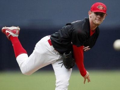 Stephen Strasburg  (Washington Nationals/San Diego State)