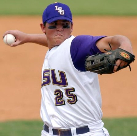 LSU's Will Harris